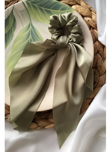 My Joyas Design Yeşil Uzun Fiyonklu Toka Yeşil